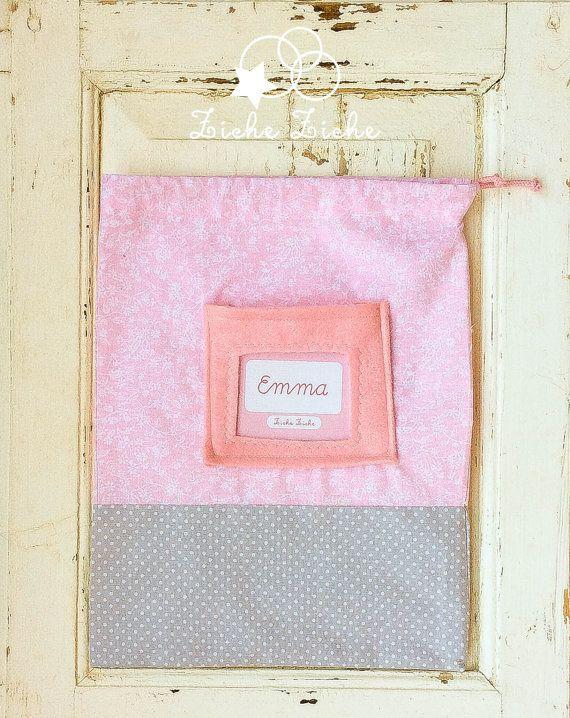 Oltre 1000 idee su sacchetto di cotone su pinterest - Porta merenda bimbi ...