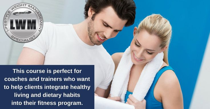 You can now become a Complete Fitness Professional by adding this distinguished nutrition coach credential to your resume. Nutrition education separates you from other fitness trainers and coaches.  The NESTA Fitness Nutrition Coach Training Course is a comprehensive and easy-to-follow educational program with step-by-step online video training, your comprehensive online digital manual (downloadable and printable), and non-proctored online exam.