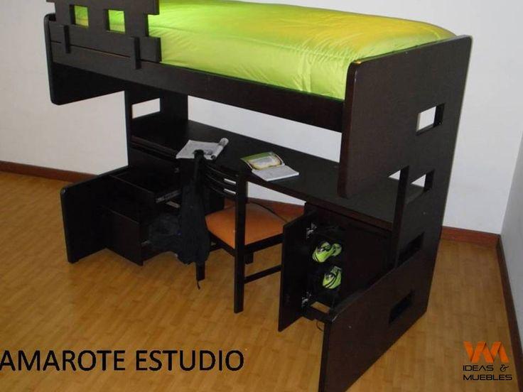 Camarotes - Ideas y Muebles Bogota