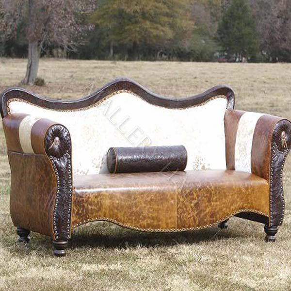 Cabin Leather Furniture | Click HERE And NEXT For Additional Image(s)