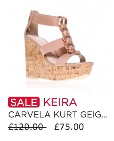 Outfit Economici - Fashion blog italiano di moda low cost e shopping online : Zeppe estate 2013 >> Fashion, Online e in Saldo