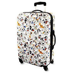 49 best Luggage images on Pinterest | Disney luggage, Disney ...