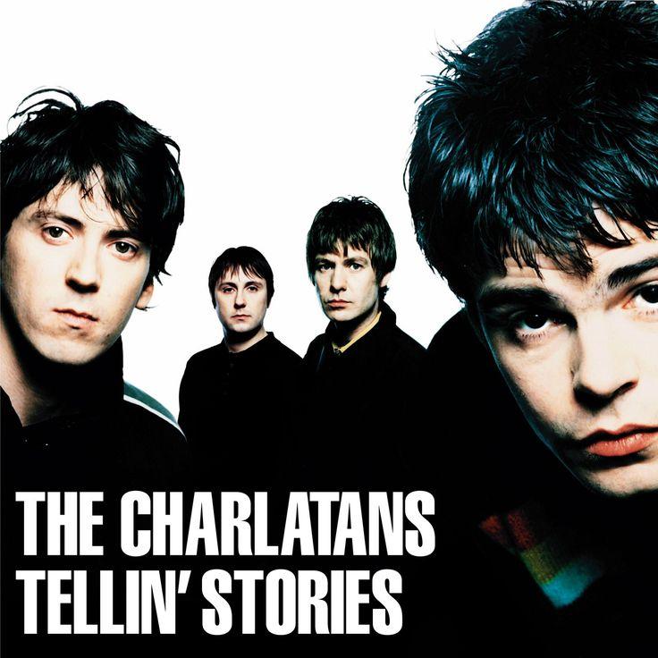 Charlatans - Tellin' Stories