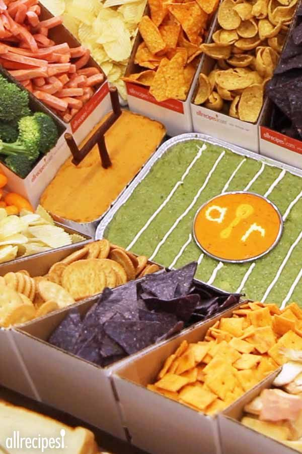 "Snack Stadium | ""My friends and family thought this was so clever, and we had a blast 'demolishing' it bite by bite!"""