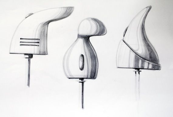 sketch drawing hand mixer product design homework pinterest drawing hands hand mixer. Black Bedroom Furniture Sets. Home Design Ideas