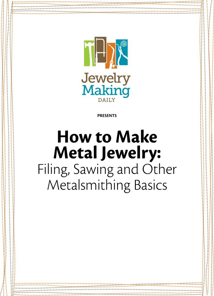 Before you make metal jewelry, read this guide to know how to use a jewelers saw, jewelers file and more (with a bonus metalsmithing jewelry project).