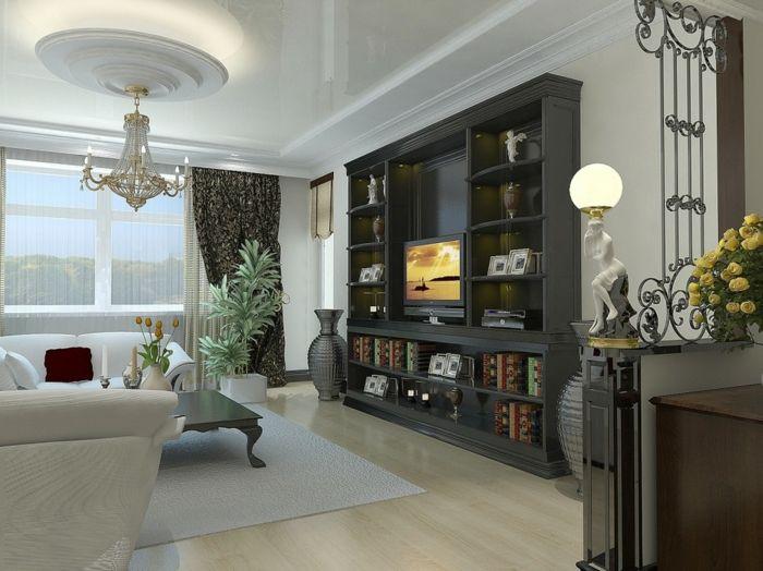 Decorate apartment – 55 interior decoration ideas in 6 practical steps