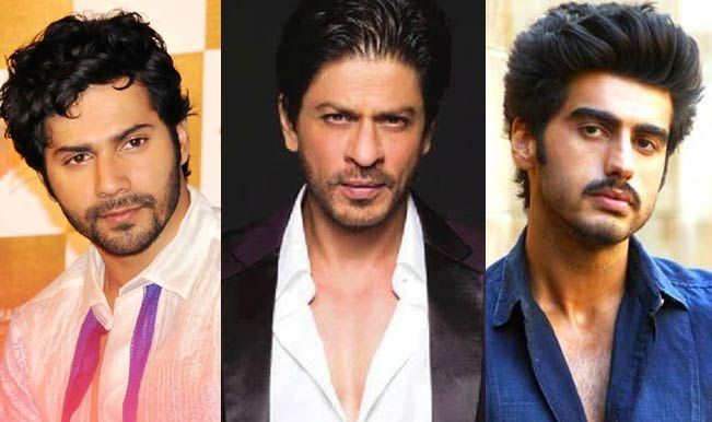 Shahrukh Khan, Varun Dhawan, and Arjun Kapoor to come together for Rohit Shetty's next! | Latest News & Gossip on Popular Trends at India.com