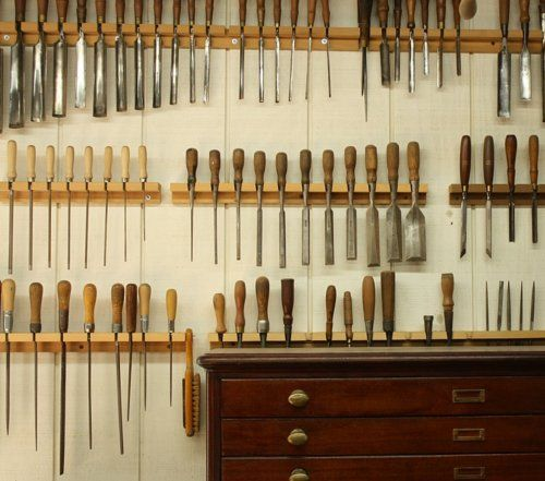 I want Jesse to have a room like this!File System, Coffee Tables, Tools Storage, Vintage Tools, Wall Organic, Woodworking Shops, Tools Organic, Woodshop Organic, Pipe Organic
