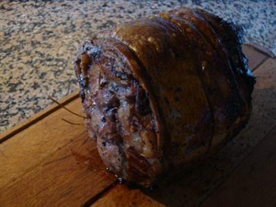 Porchetta casalinga - Ricetta di Vivalavita per kucinare.it