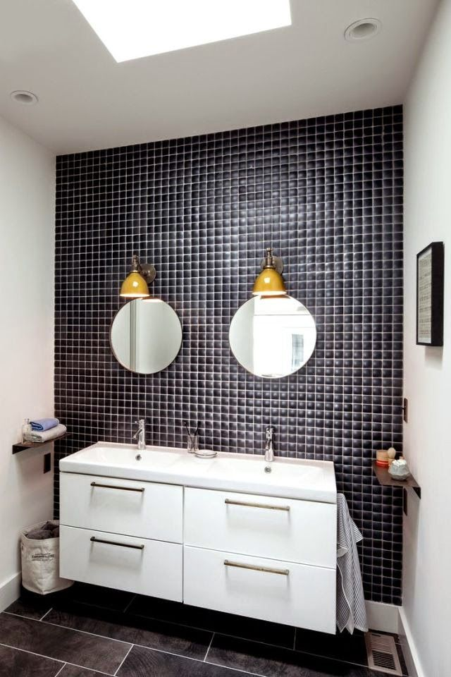 725 best bath images on pinterest bathroom ideas home design and room - Ikea bathroom tiles ...