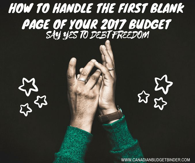 I wrote another blog post even though I said I was done for the year. I explain why I wrote it today and talk about the 2017 Budget. If you want to budget.... don't pay download ours for free!!  Enjoy the read, smaller than usual but I also chat about what's new for The Saturday Weekend Review.