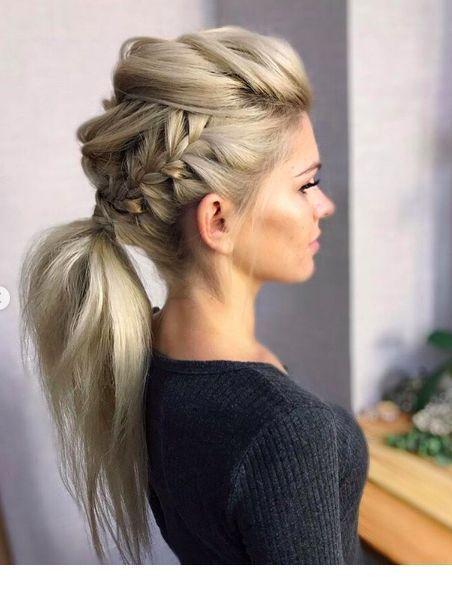 Wunderschöne 10 Minuten Frisur – Miladies.net – frisuren