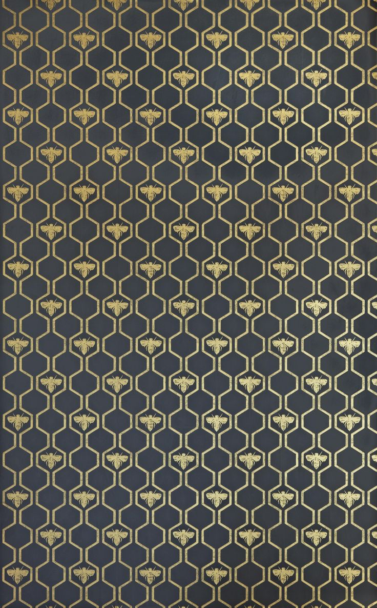 Gucci Wallpaper Iphone 7 Honey Bees Wallpaper Waggledance Honeycomb Wallpaper