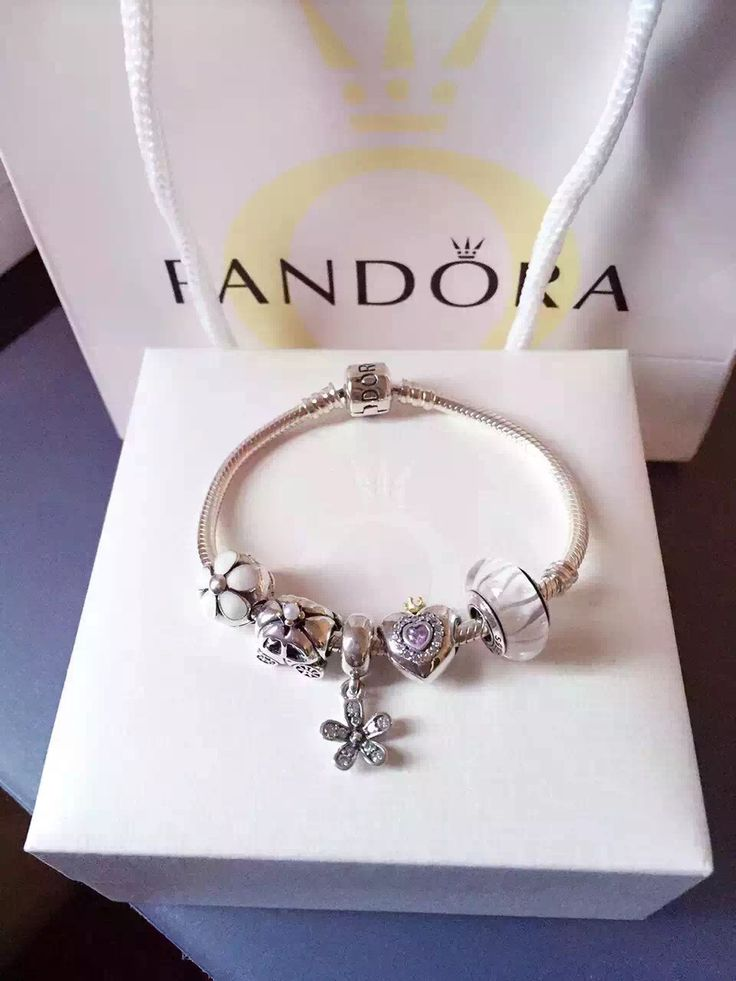 $159 Pandora Charm Bracelet. Hot Sale!