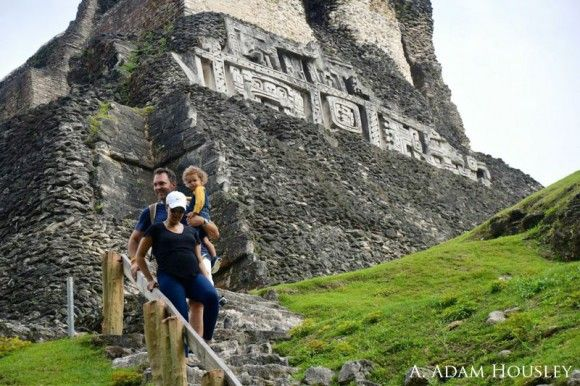Tamara Mowry March 16, 2015 Our Trip to Belize Pt. 2