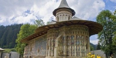 Medical travel Romania. Voronet monastery.  UNESCO World Heritage. Enjoy beautiful medical holidays in Romania.  www.intermedline.com Contact: +1 518 620 42 25   #dental, #dental clinic, #dentist, #dentistry, #dentaloffice