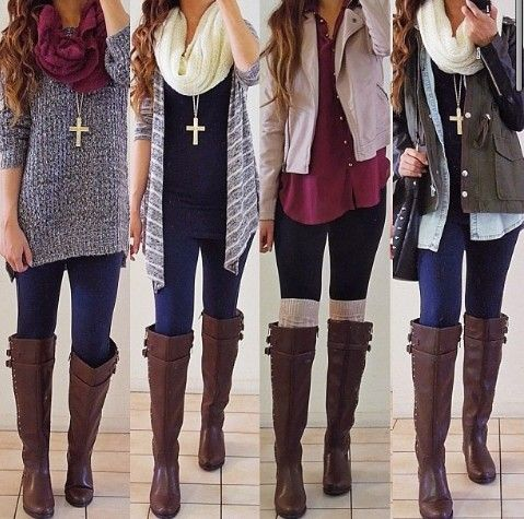 Pinterest Fall And Winter Clothes For 2014 These outfits