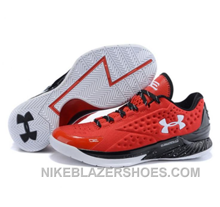Under Armour Stephen Curry 1 Low Red Black White Online CaQdH. Jordan ShoesAir  ...