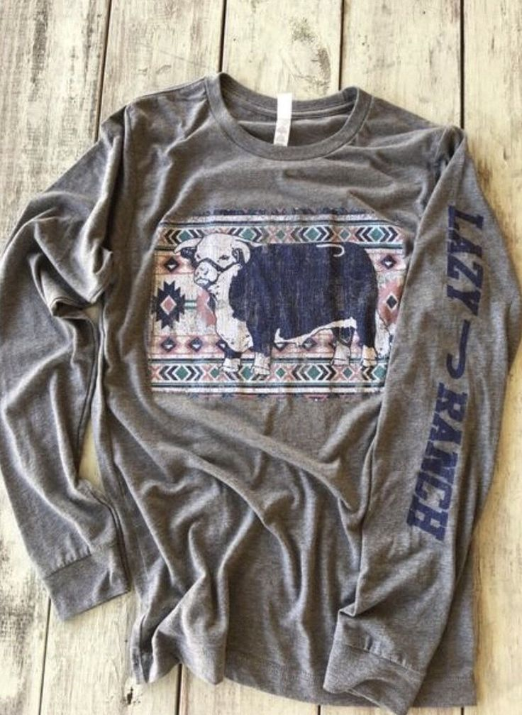 Grey Aztec Hereford