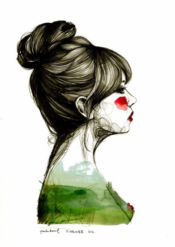 Firenze - Paula Bonet - Spanish Illustrator