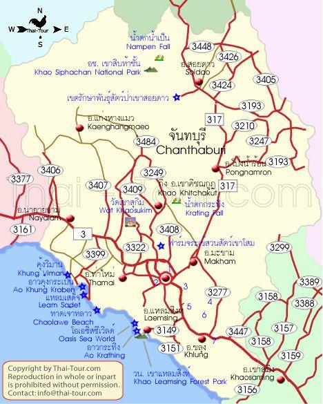 Chanthaburi, Thailand.... Peaceful city, good seafood n fruits