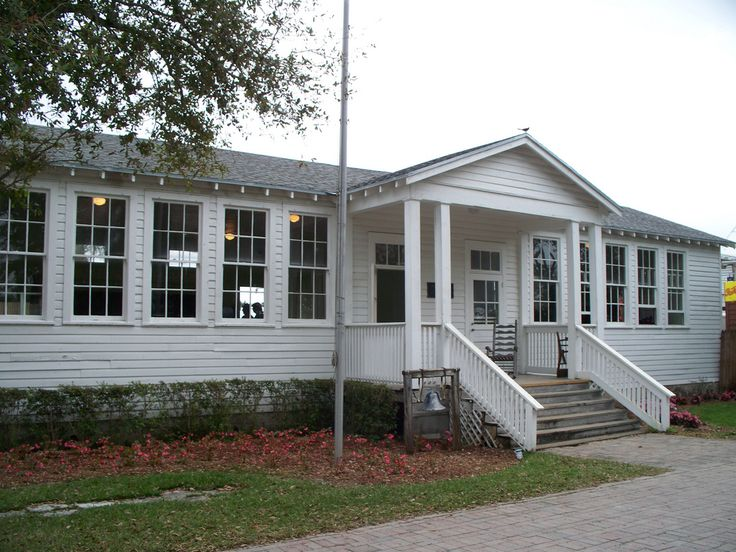 1935 Loxahatchee Groves Schoolhouse restored and on display at the South Florida Fairgrounds | Flickr - Photo Sharing!