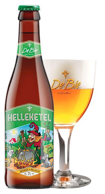 Helleketel - Brouwerij De Bie