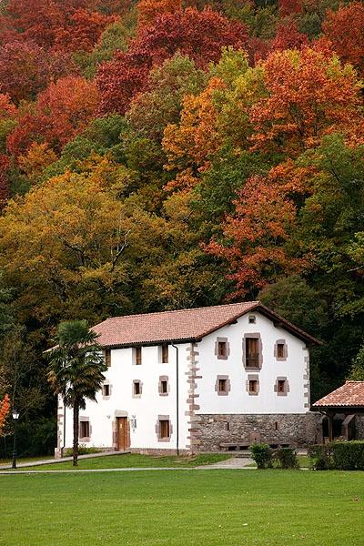 Parque Natural de Bertiz. Navarra. © Inaki Caperochipi Photography