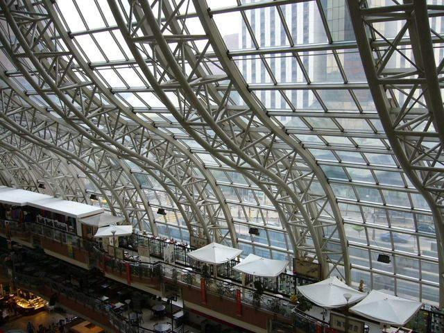 Space frame google search structures pinterest for Structure in architecture the building of buildings