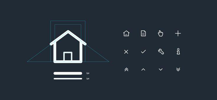 Astar #interface #design #UI #UX #icon #picto #pleo