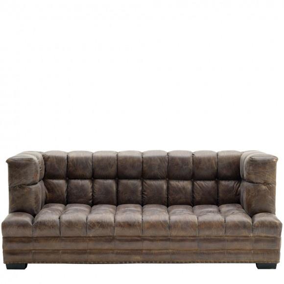 Andrew Martin Grant leather sofa.