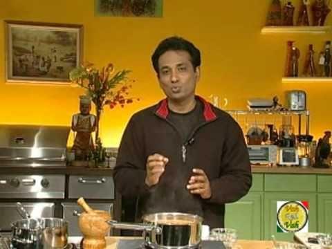 Rasam - South Indian Soup - Charu Saaru - By VahChef @ VahRehVah.com - YouTube