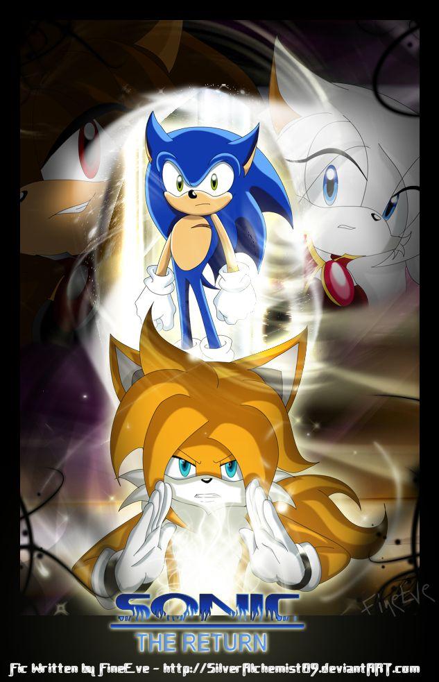 The Sonics Return-Cover by SilverAlchemist09.deviantart ...