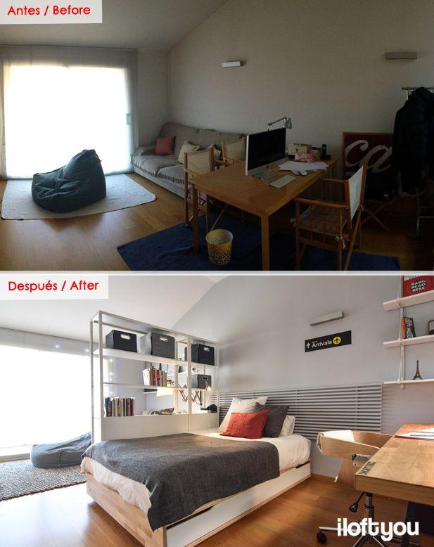 Dormitorios Juveniles En Barcelona. Affordable Juveniles With ...