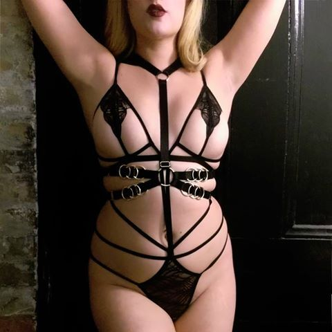 trashy lingerie shop bevy defiled