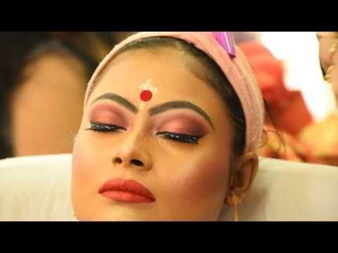 Bengali bridal makeup | Making video | MUA: Tania Sarkar Paul http://makeup-project.ru/2017/11/25/bengali-bridal-makeup-making-video-mua-tania-sarkar-paul/