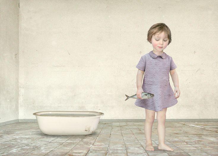 Love the surreal portraits of Loretta Lux