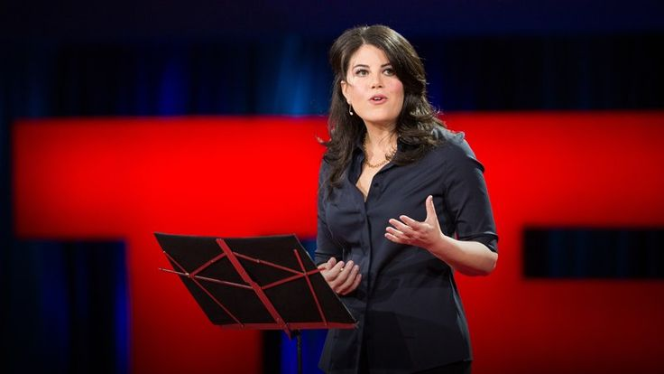 "Monica Lewinsky: The price of shame ----- In 1998, says Monica Lewinsky, ""I was Patient Zero of losing a personal reputation on a global scale almost instantaneously."""