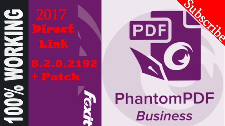 Download Foxit PhantomPDF Business 8.2.0.2192 + Patch life time - WATCH VIDEO here -> http://makeextramoneyonline.org/download-foxit-phantompdf-business-8-2-0-2192-patch-life-time/ -    how to setup an internet business  how to install foxit phantompDF bussiness 8.2.0.2192 first subscribe my channel for other sofwares make sure internet is diconnected 1.download  link  2.extract 3.open setup iso and install from setup.exe 4.close the PDF if it open 5.open patch folder and...
