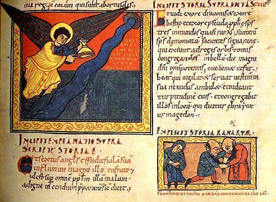 Апокалипсис Сен-Севера, 1078 г. – 16 фотографий