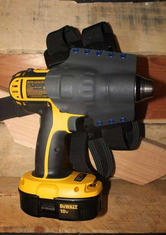 Kydex drill drop leg holster. Www.redlegtactical.com