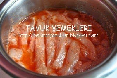 Çıtır tavuk, tavuğun göğsü ve budundan yapılır. Birde tavuğun sırt etinden yapılan çıtır tavuk yemeği vardır. Tavuk sırt eti ile yapılan ...