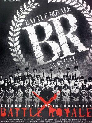 アメリカで発禁だった『バトル・ロワイアル』ついに解禁!完全版ブルーレイが発売!