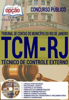NewsApostilas : Apostila Concurso TCM/RJ 2016 (Download PDF)