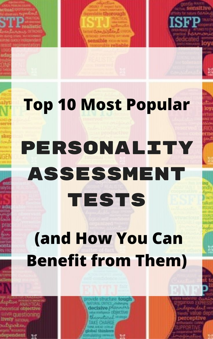 Top 10 Most Popular Personality Assessment Tests (and How You Can Benefit from Them)