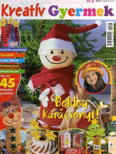 Kreatív gyermek - Boldog Karácsonyt! - Muscaria Amanita - Picasa Webalbumok