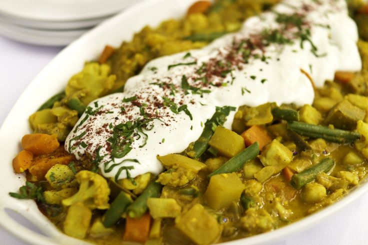 Vegetable Curry - The Ornish SpectrumThe Ornish Spectrum