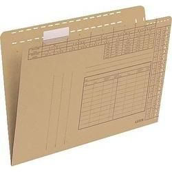 Leitz hangmappen 2435 VE100  Instelmappen voor tabbladen volledig doorzichtig Voor het instellen van hang- en pendelverzamelaars Met gleufperforatie bij de voorbedekking. Gleufperforaties voor connector... Klik verder voor meer info.  EUR 34.99  Meer informatie