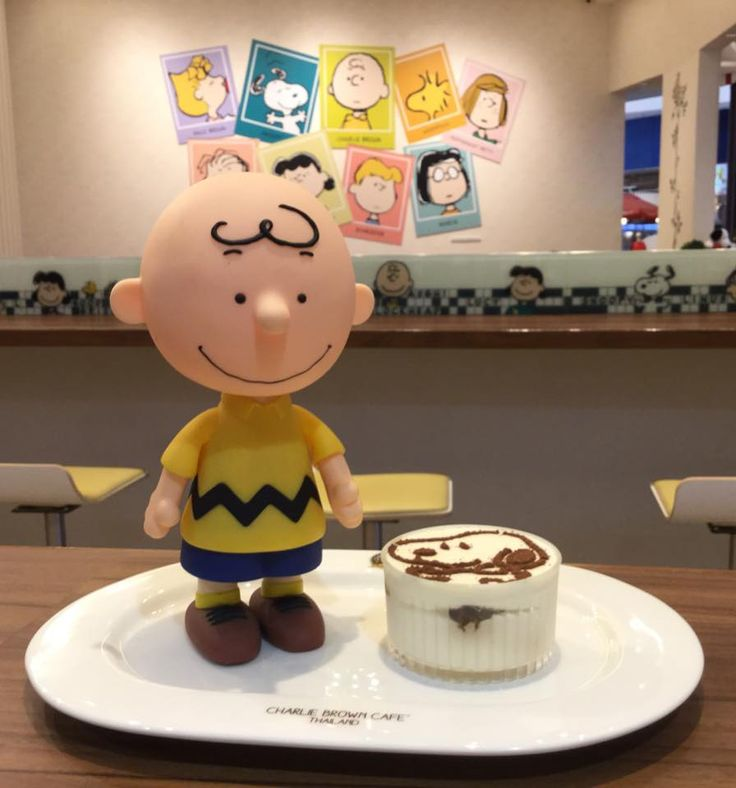 Charlie brown cafe, Thailand
